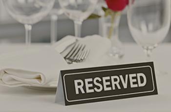 reservation at Indian Restaurant kt15