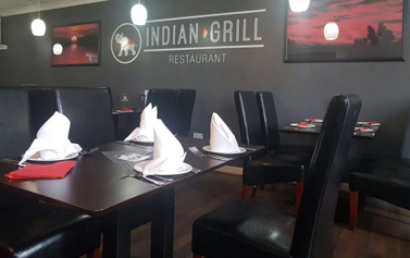 Indian Grill G20