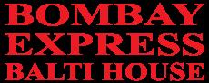 Logo Bombay Express Balti House PO5