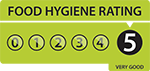 Food Hygiene Rating Empire Tandoori BN2