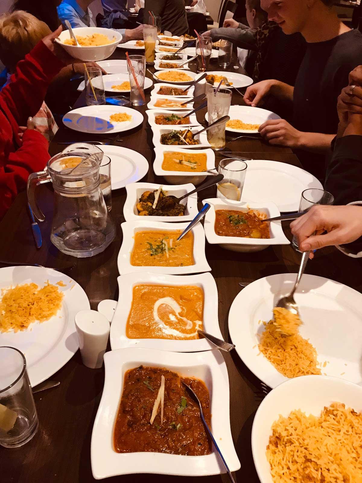 Rimjhim Indian Restaurant SO23