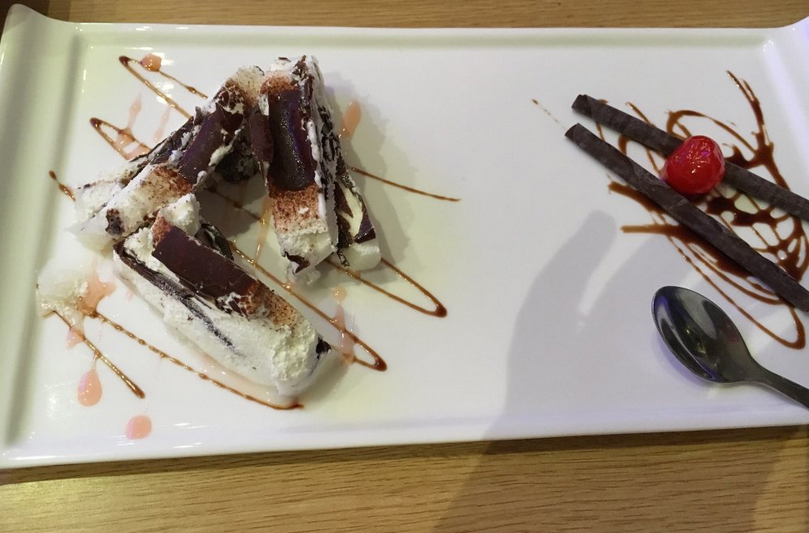 Takeaway dessert spice grill SA3