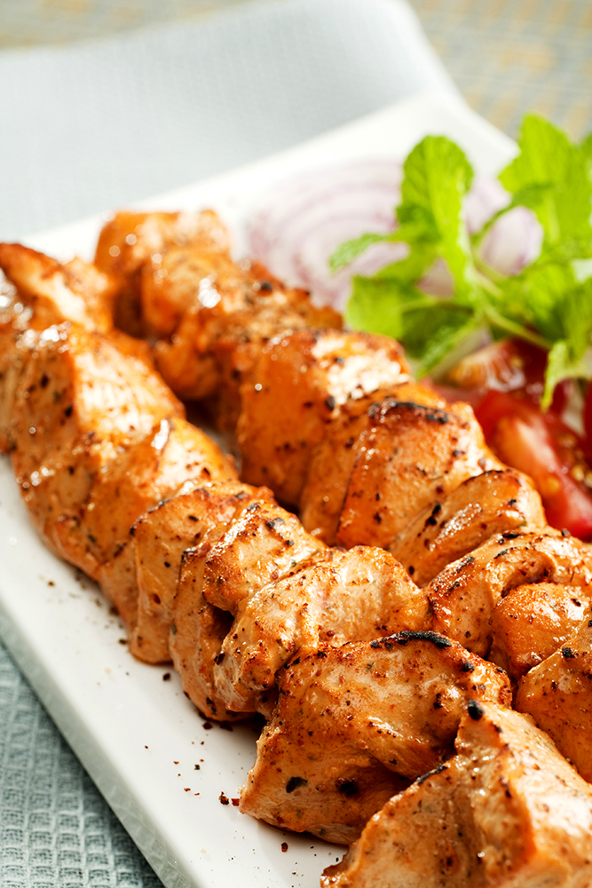 Restaurant and Takeaway Chicken Tikka Mint Leaf CM23