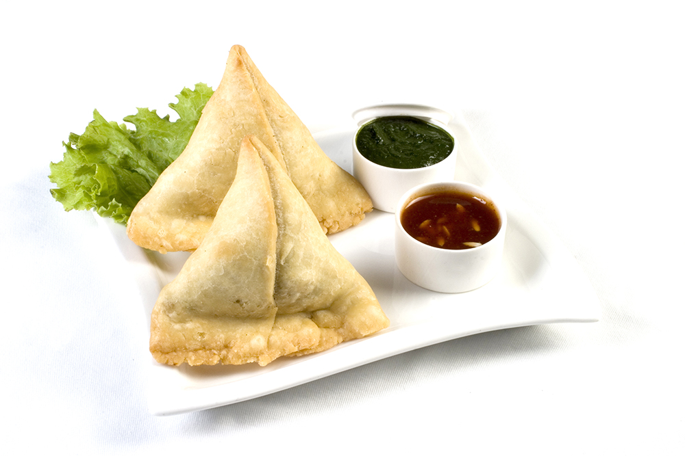 Restaurant and Takeaway Samosa Mint Leaf CM23
