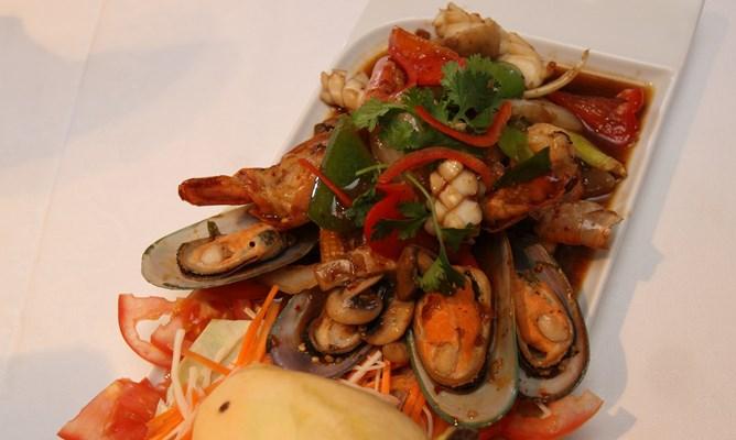 Orangegrass Thai and Oriental Cuisine NE33