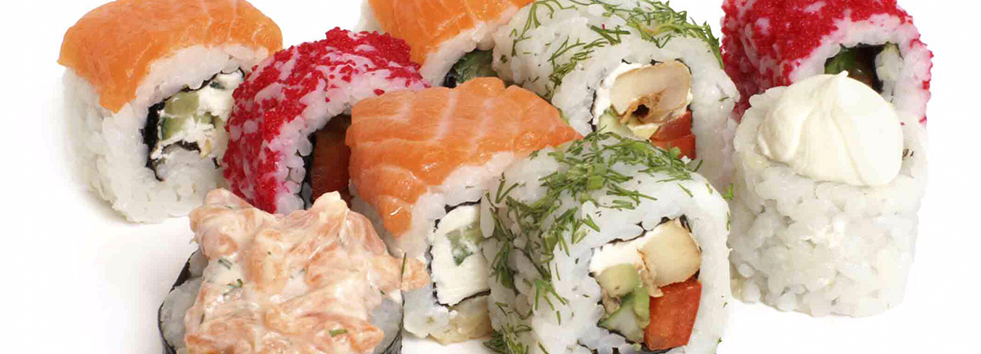 Restaurant and Takeaway Japanese Food Yori Sushi E8