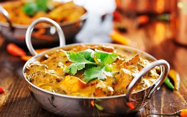 Order Online Curry Corner CV5