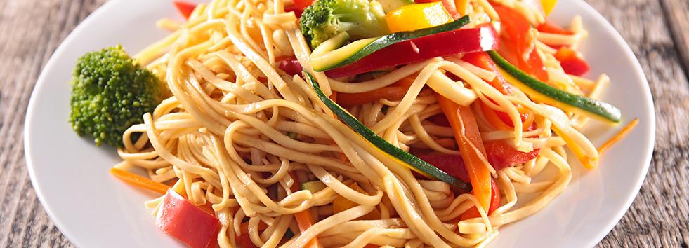 Takeaway noodles oriental dragon E4