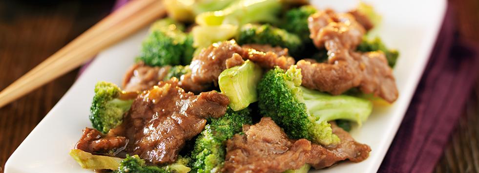 Takeaway thai food oriental dragon E4