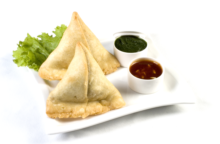 Takeaway samosa at new samosa N16