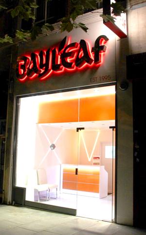 Bayleaf Indian Takeaway N20