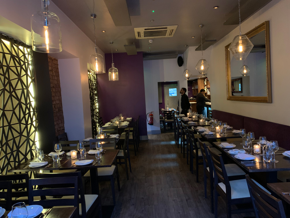 Inner view Indian Moment SW11
