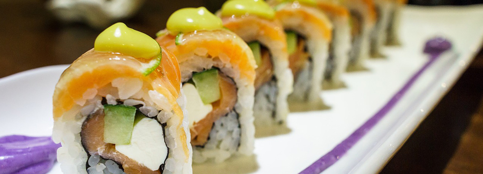 <h2 class='animated fadeInUp'>Welcome to Tokyo Sushi </h2><p class='animated fadeInDown'>Japanese Restaurant & Takeaway</p>