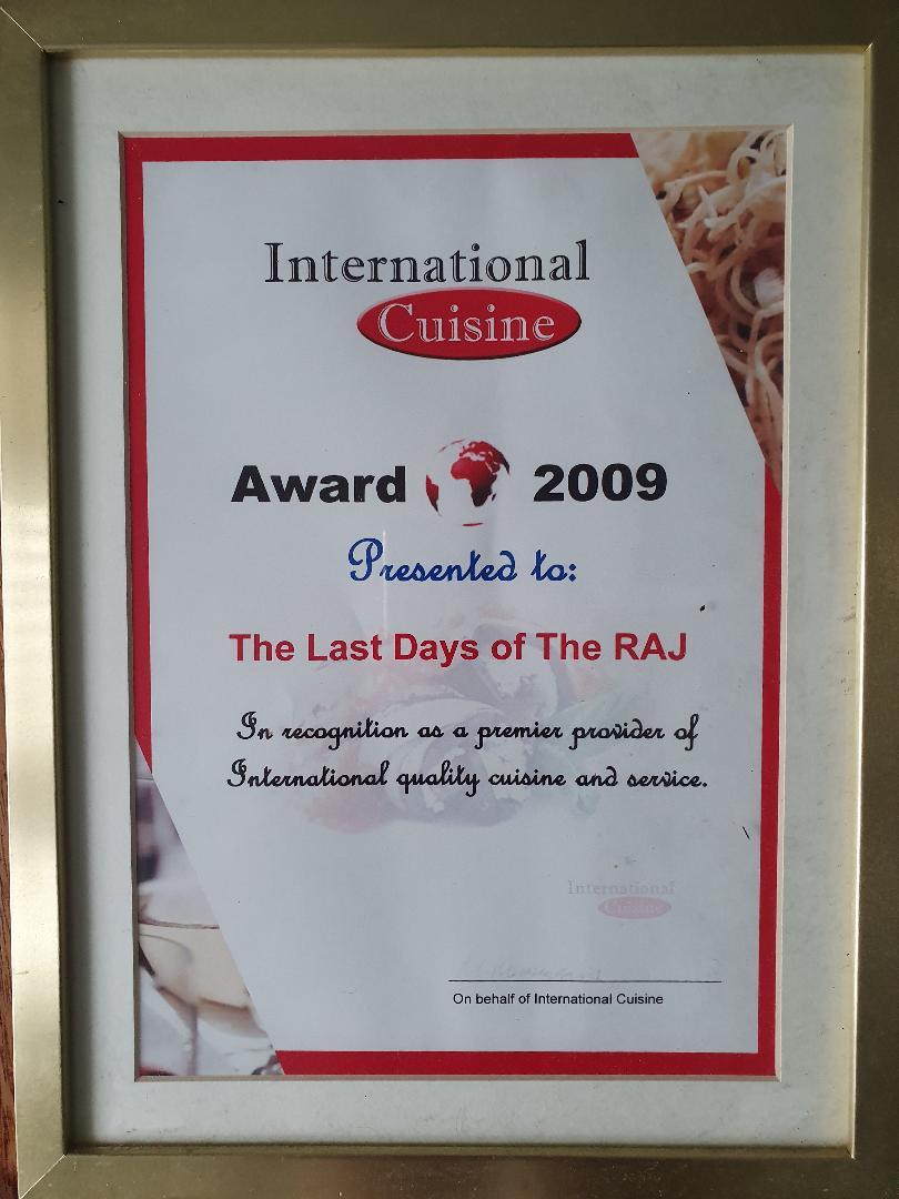 The Last Days of the Raj