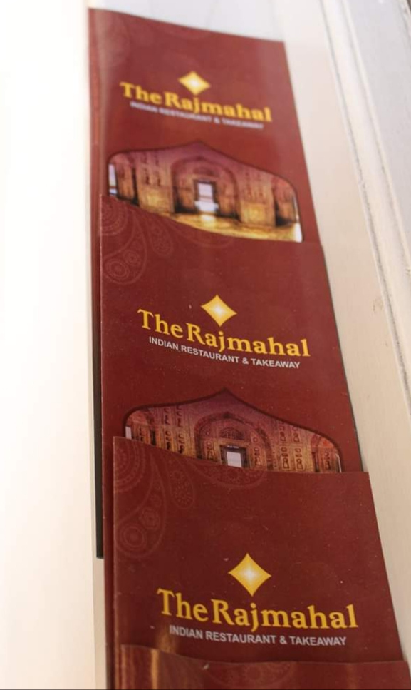 Indian Restaurant and Takeaway The Raj Mahal Indian Restaurant KY13