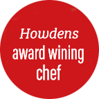 howdens award winning chef