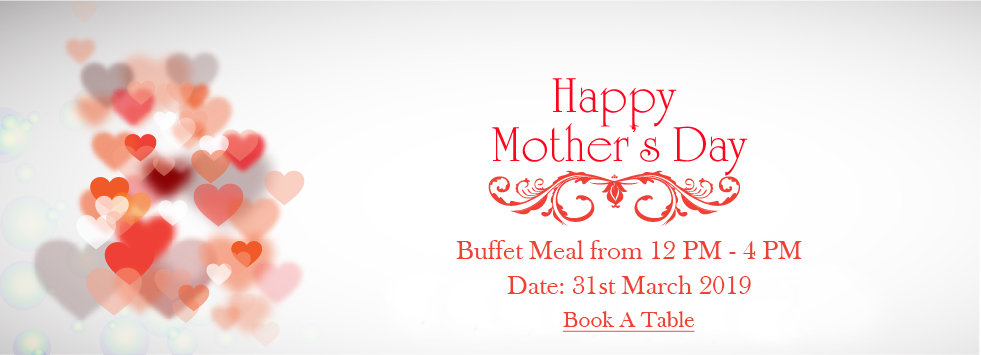 Mothers day at Spice Garden