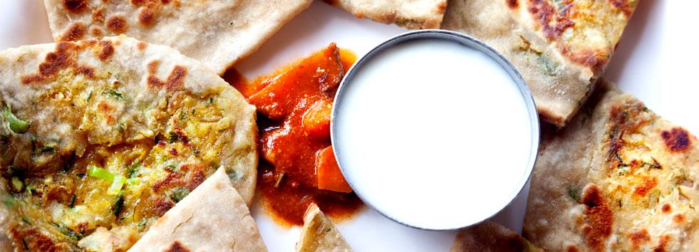 Takeaway Milk Bread Basmati Indian Cuisine At TN40