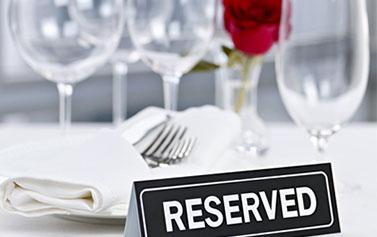 Reservation Tarana Indian Restaurant B5