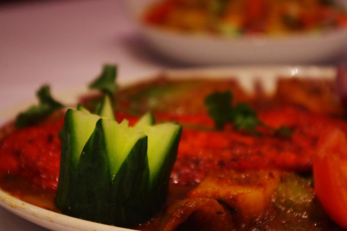 Takeaway Indian Food Saffron Restaurant At IP12