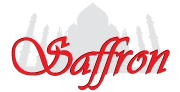 Logo of Saffron Restaurant at IP12