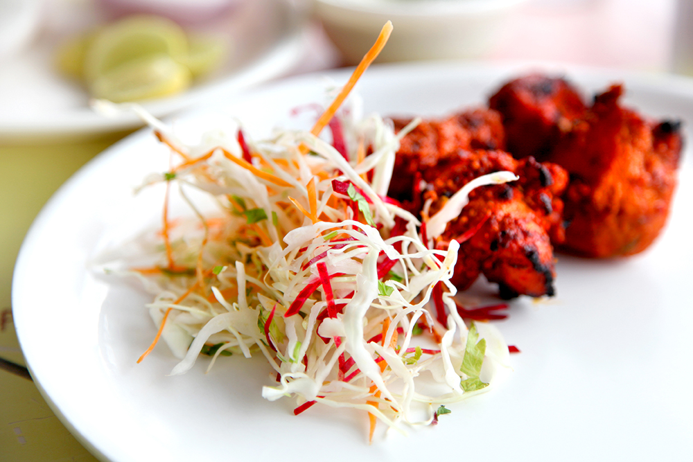 Indian Takeaway Food Lime Leaf Indian Cuisine N13