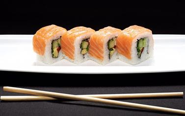 Japanese takeaway Nuha Sushi E14