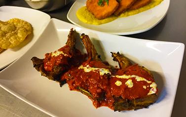 Indian Restaurant and Takeaway Gandhi's SE11