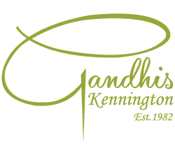 Logo of Gandhi's