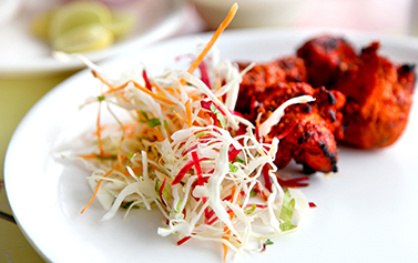 Indian Restaurant and Takeaway Tulshe Indian Cuisine CT6