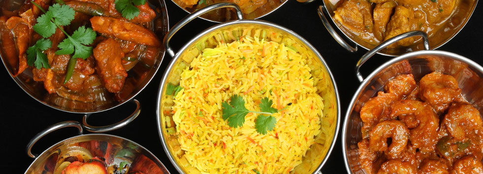 <h2 class='animated fadeInUp'>Welcome to Taste Of Raj</h2><p class='animated fadeInDown'>Indian Restaurant & Takeaway</p>