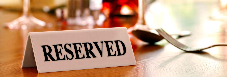 Reservation sagorika restaurant rh11