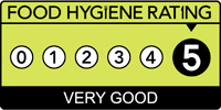 food hygiene rating of the rajdoot nw3
