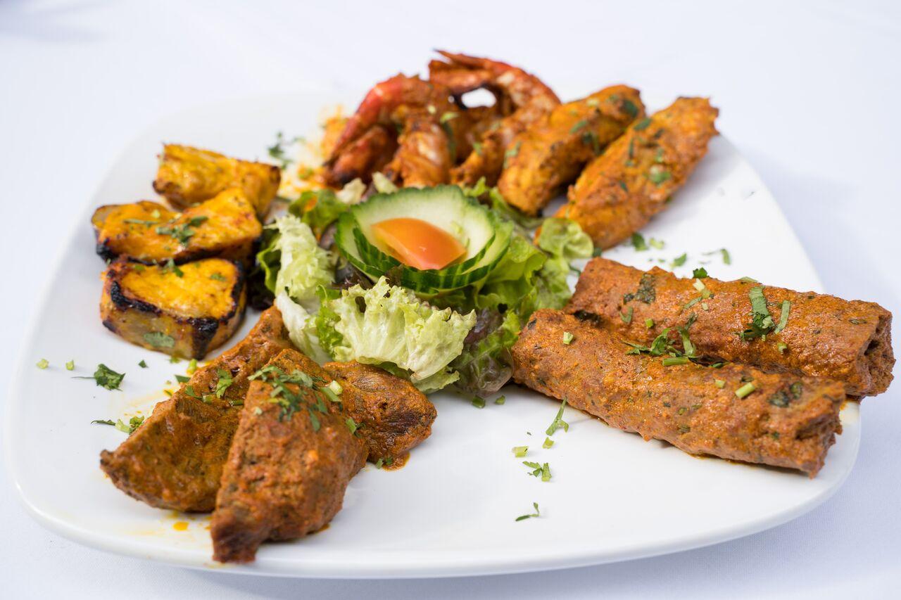 food at india india restaurant ec4a