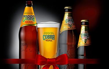 Cobra Beer offer at India India EC4A