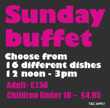 Buffet offer stoneleigh brasserie at kt17 widp