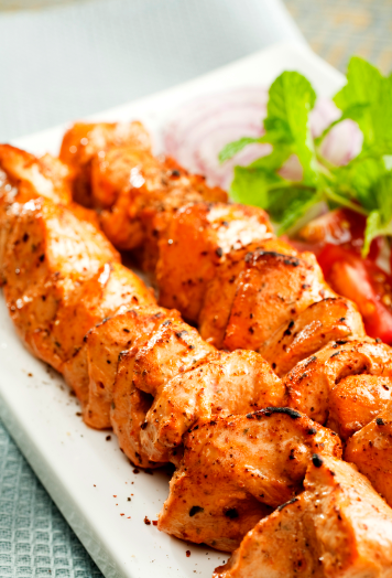 Takeaway chicken tikka at Eastern Spice NN9