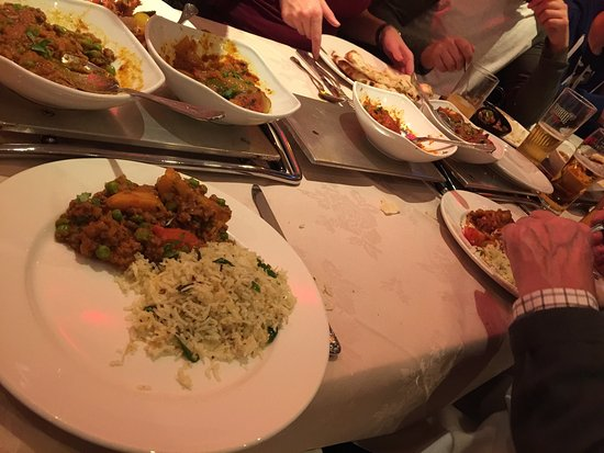 Indian Restaurant & Takeaway Taste Of Raj ss4