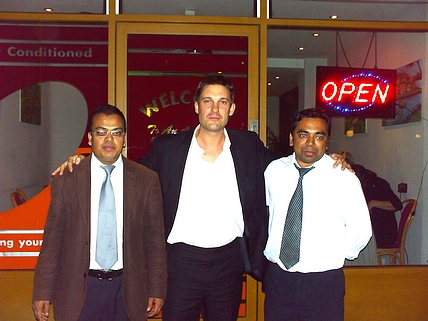 Restaurant & Takeaway Monsoon Indian NW5