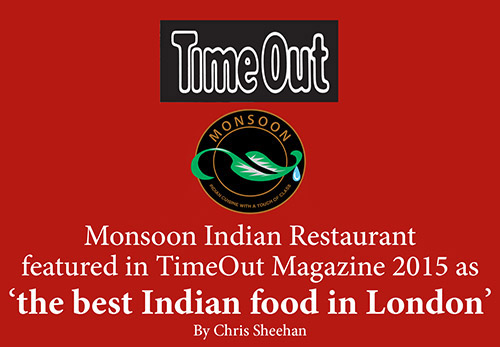 Time out Monsoon