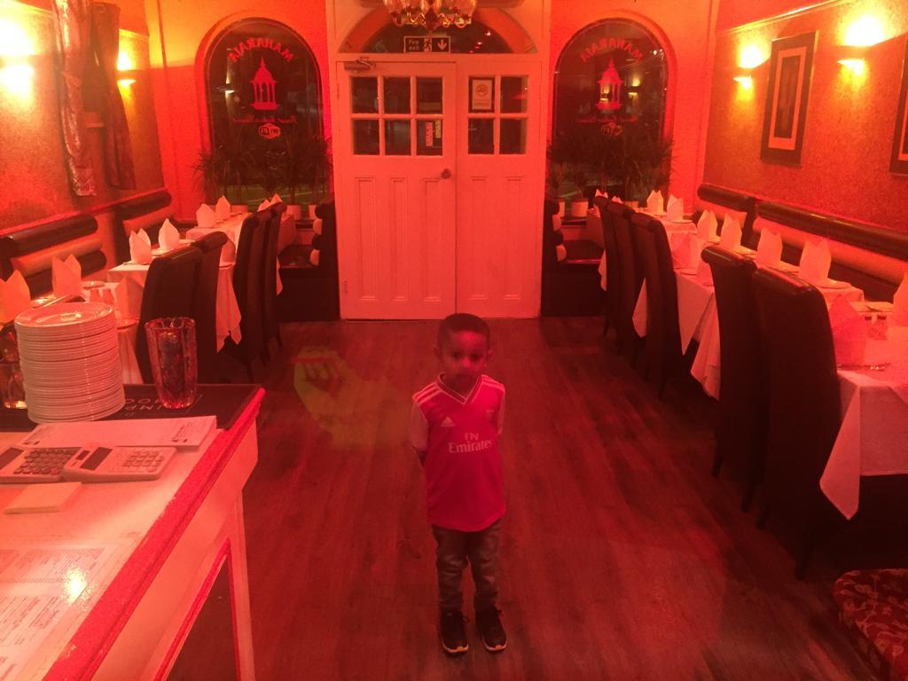 Maharaja restaurant Harrow HA6