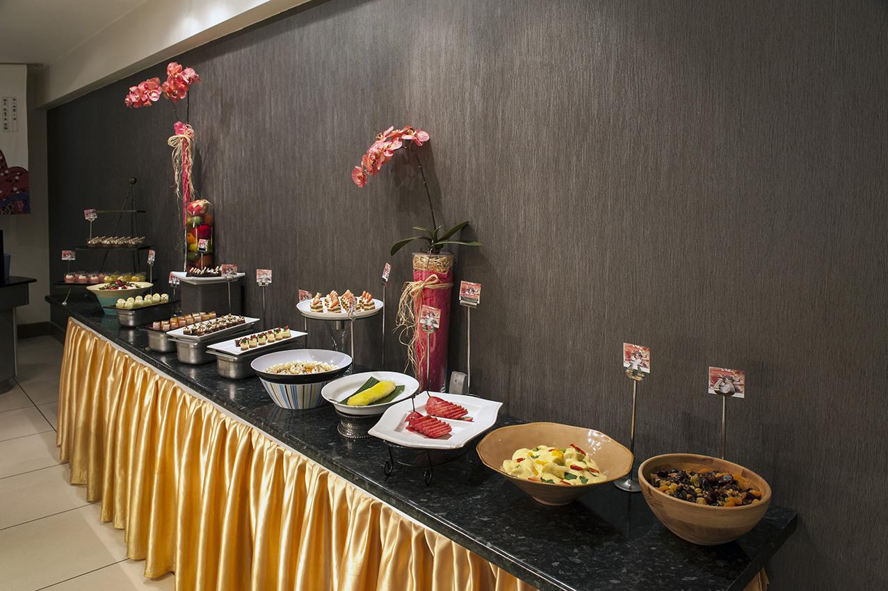 asian food at The Kirin tn34