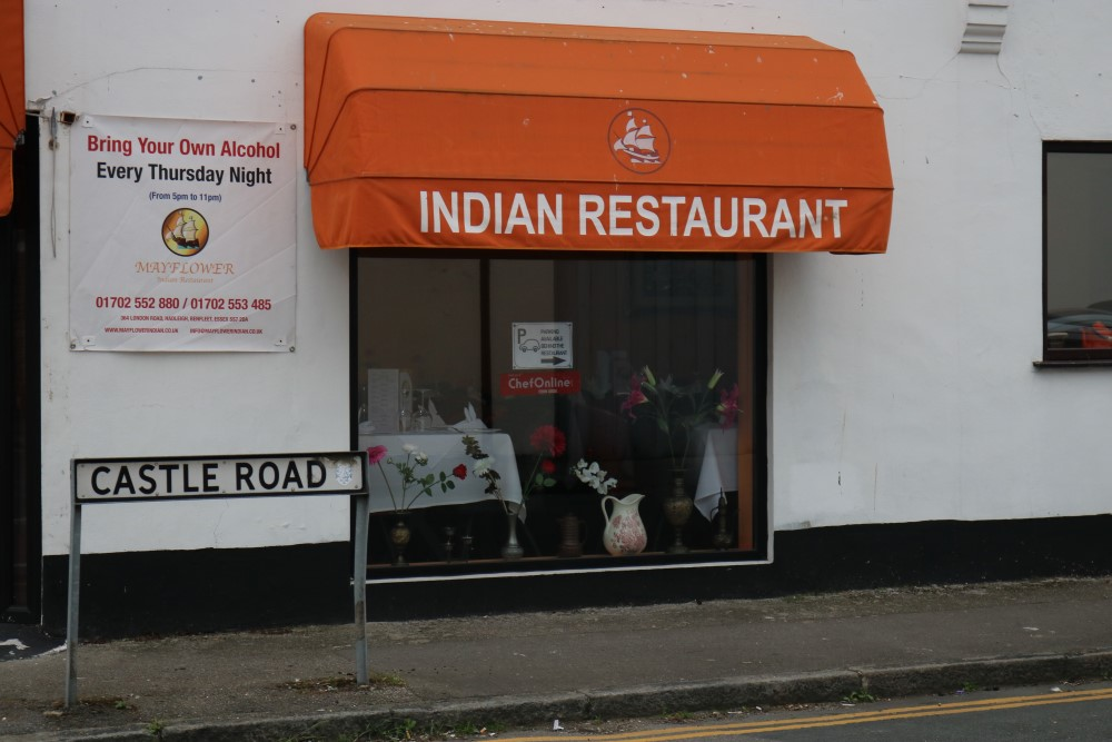 indian food at mayflower indian restaurant ss7