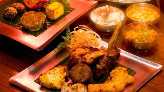 Takeaway food Shad Indian Restaurant SE1