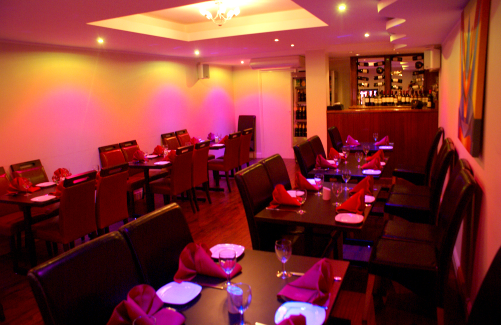 Takeaway and restaurant Shad Indian Restaurant SE1