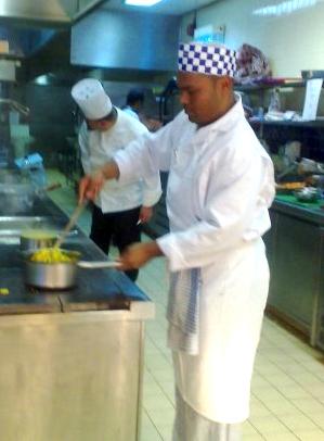 Takeaway Mr. Kamal Hussain Chowdhury, Head Chef of Shad Indian Restaurants Shad Indian Restaurant SE1