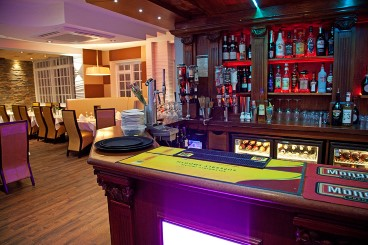 Indian Restaurant & Takeaway Ginger Bar & Restaurant SG13