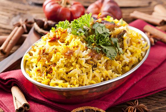 indian food at belash tandoori se20