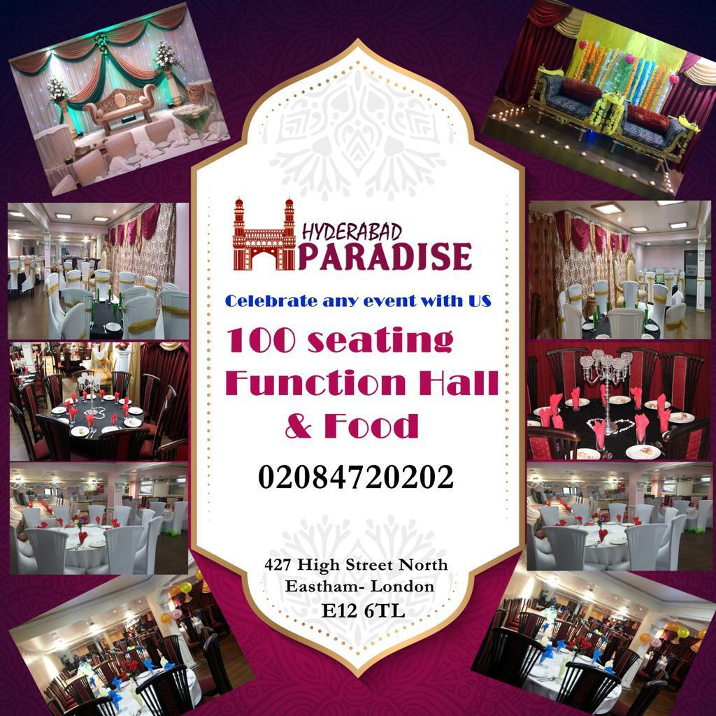 Hyderabad paradise e12