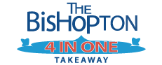 Logo of The Bishopton 4 in 1 Takeaway PA7